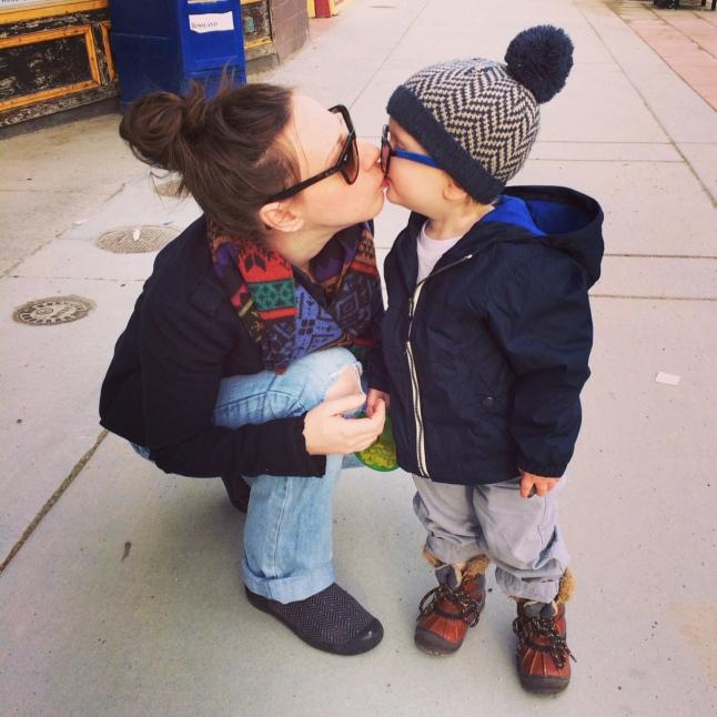 Mommy & Carson
